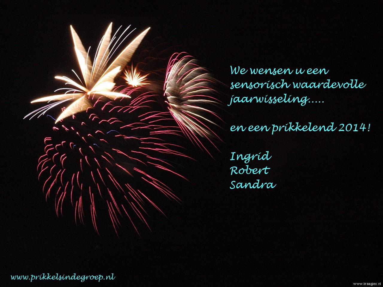 De beste wensen 2014